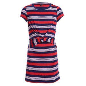 Tommy Hilfiger Striped Tie Front Dress 4T